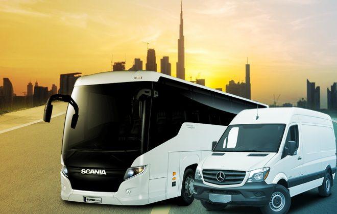 Bus retal services