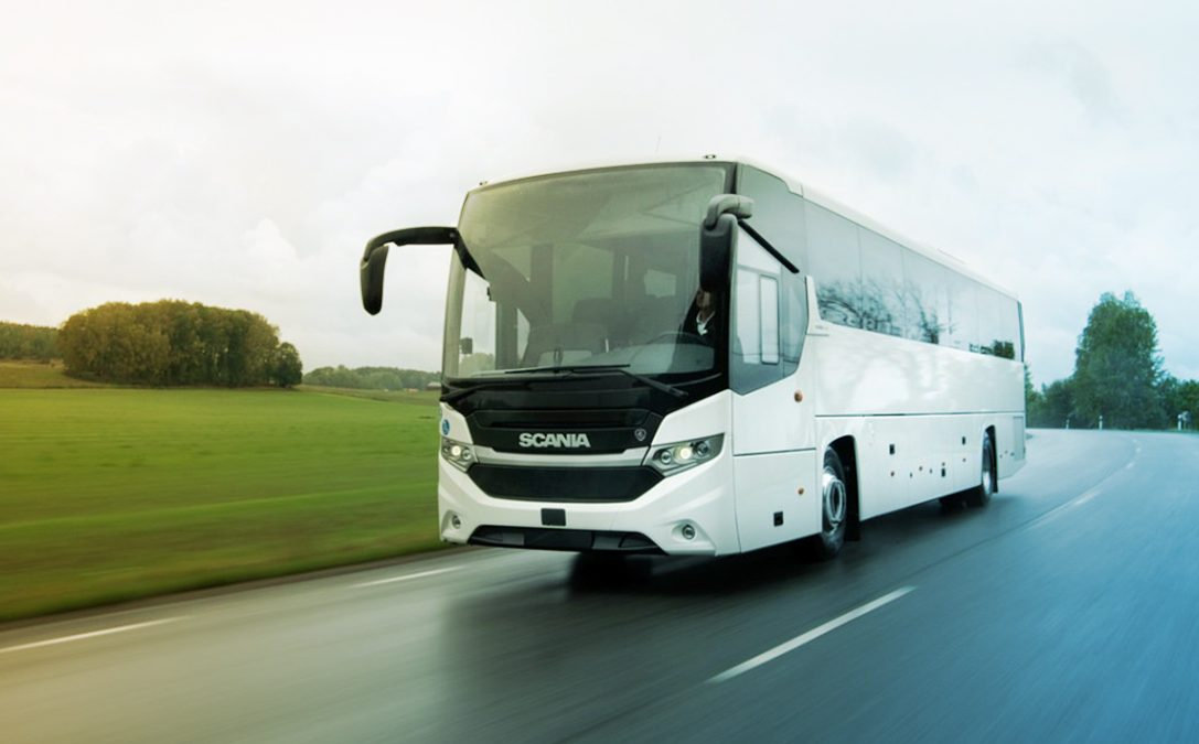 Luxury Bus Rental Dubai