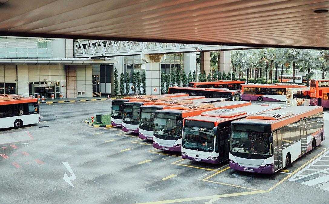 Hiring a Bus Rental Service in Dubai