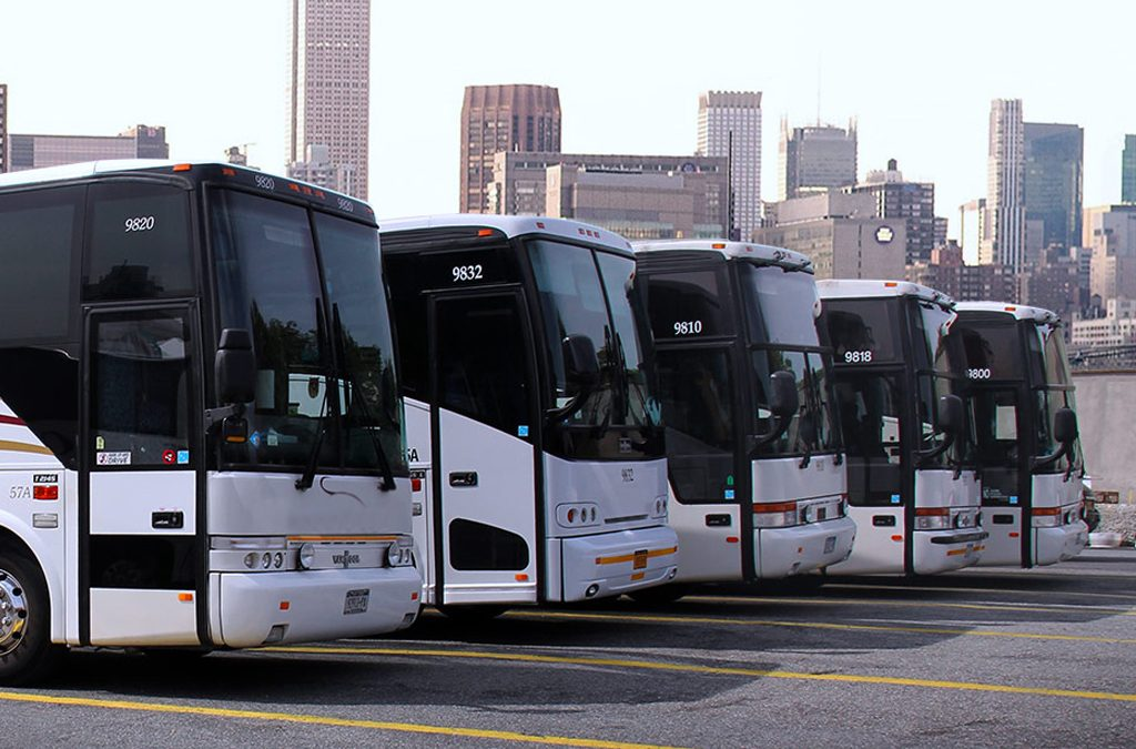 reliable bus rental services