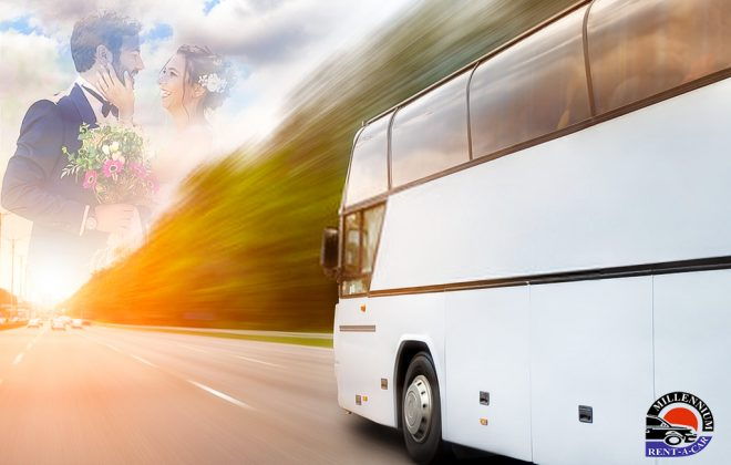 Why Hiring a Luxury Bus Rental for Wedding is Worth It