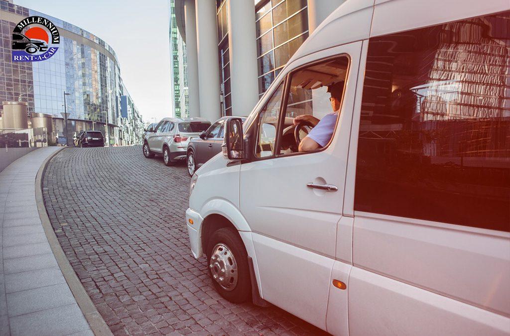 Mini Bus Rental Dubai