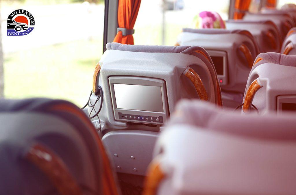 Luxury Bus Rental Company in Dubai