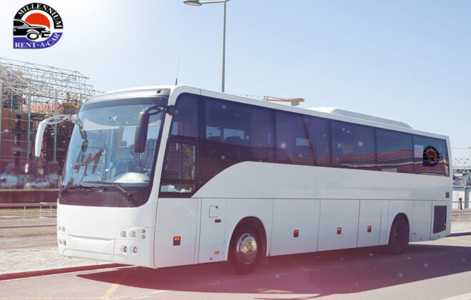 Top Five Benefits of Renting a Charter Bus for Your Next Outing